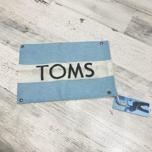 TOMS Shoe or Sunglasses Dust Bag NWT 10 x 6.75